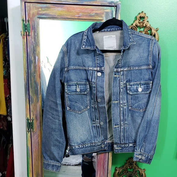 sold worldwide 2019 clearance sale search for clearance Visvim denim jacket size 1(small)
